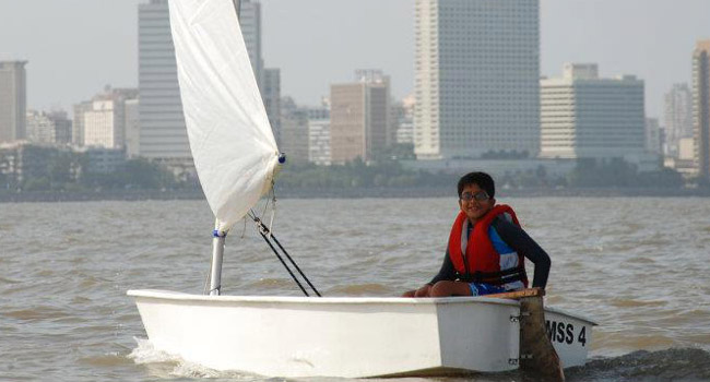 Sailing Classes for Kids in Mumbai