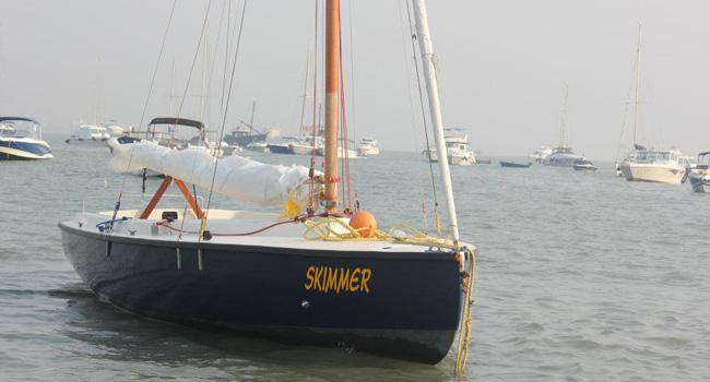 Seabird Sailboat in Mumbai