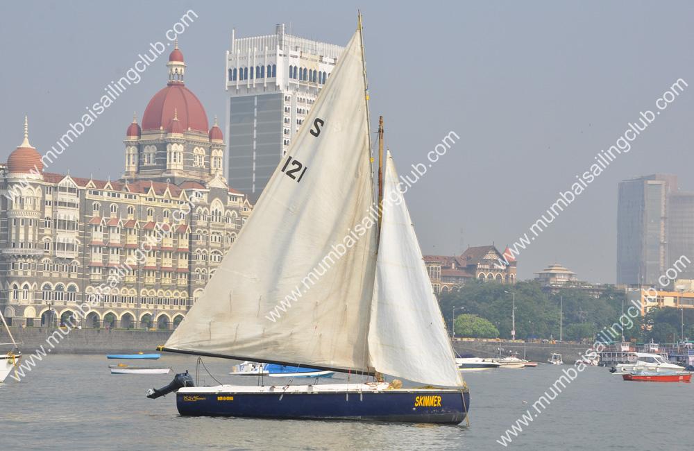 Seabird Sailboat Sailing in Mumbai