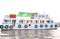 Catamaran Ferry Boat