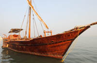 Tradtional Dhow